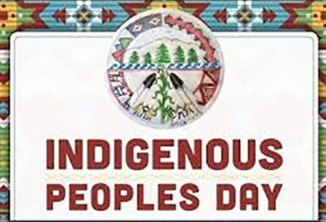 Indiginous People's Day: Rev. Jim Melson